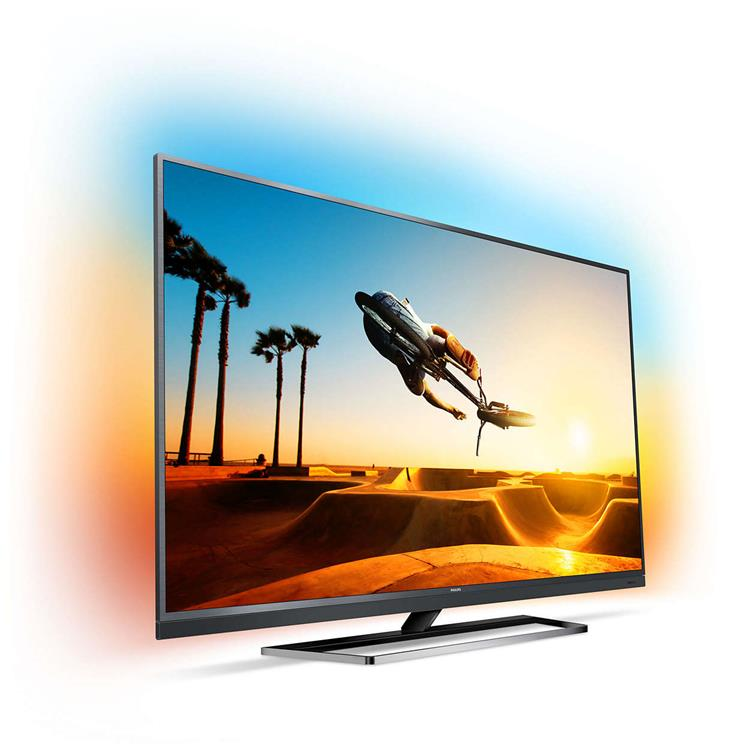 Philips 65PUS7502 4K TV met Android
