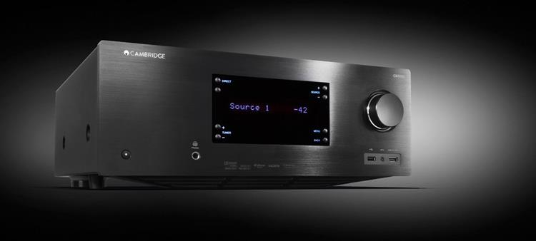 Cambridge CXR200 AV Receiver Zwart