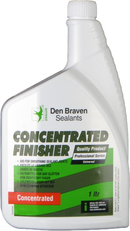 Zwaluw Den Braven Finisher 1000 ml.