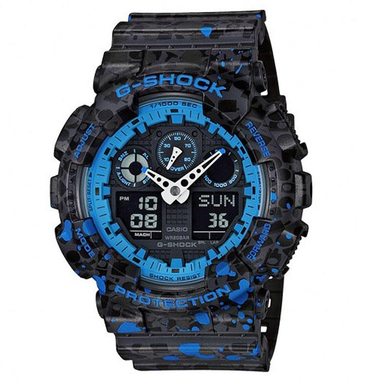 Casio G-Shock x STASH GA-100ST-2AER