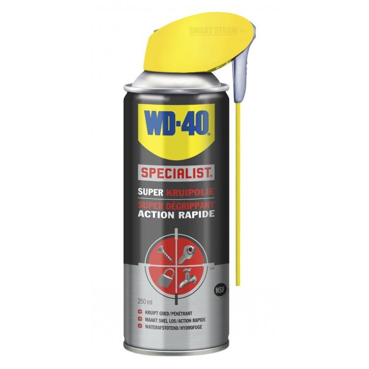 WD-40 Specialist Super Kruipolie 250 ml.