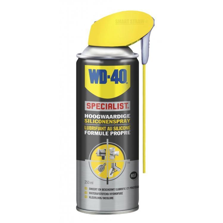 WD-40 Specialist Siliconenspray 250 ml.