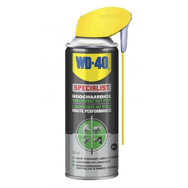 WD-40 Specialist Smeerspray met PTFE 250 ml.