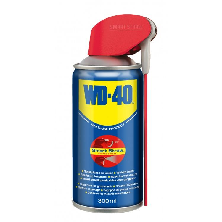 WD-40 Multi spray Smart Straw 300 ml.