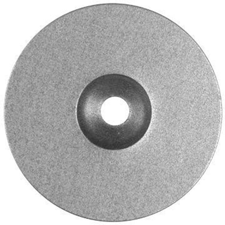 FIS Onderlegplaat voor isolatieschroeven 50 x 1,0 mm VZ vlak 1000 st.