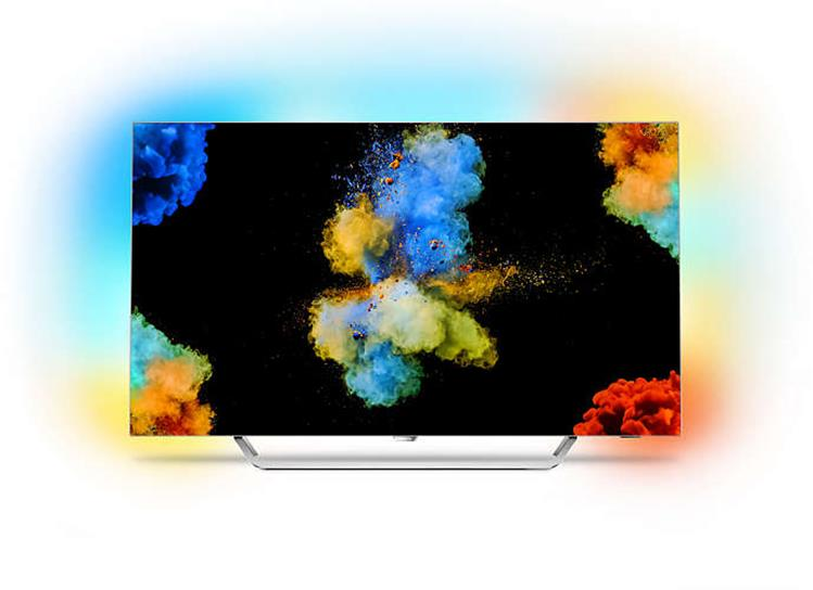 Philips 55POS9002/12 4K OLED TV met Ambilight