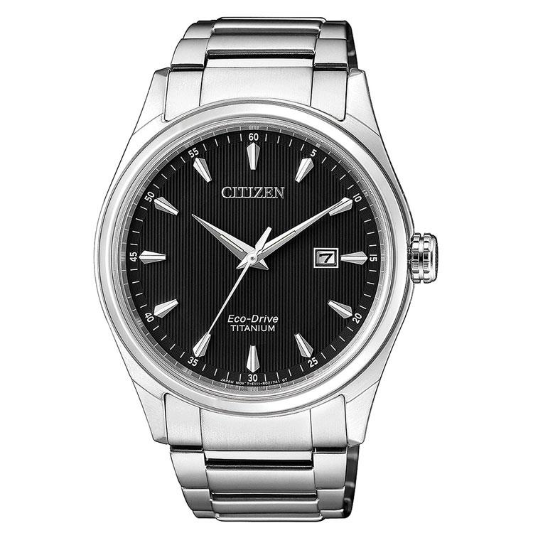 Citizen BM7360-82E Super Titanium horloge