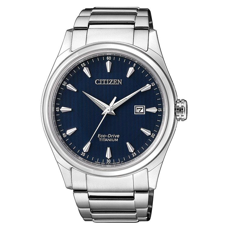 Citizen BM7360-82L Super Titanium horloge