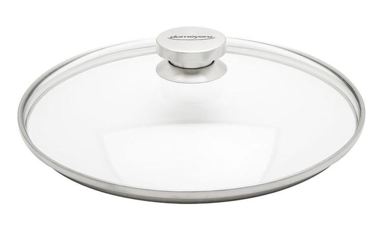 Demeyere Glasdeksel - 24 cm
