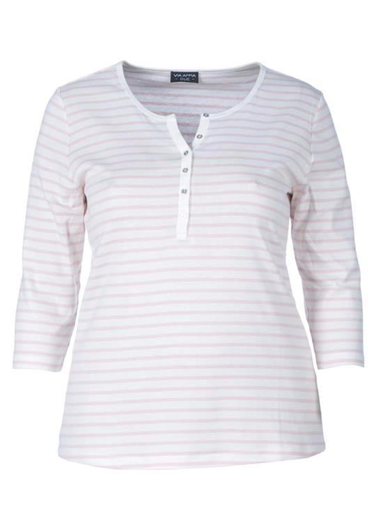 Via Appia Due shirt 827021 Roze