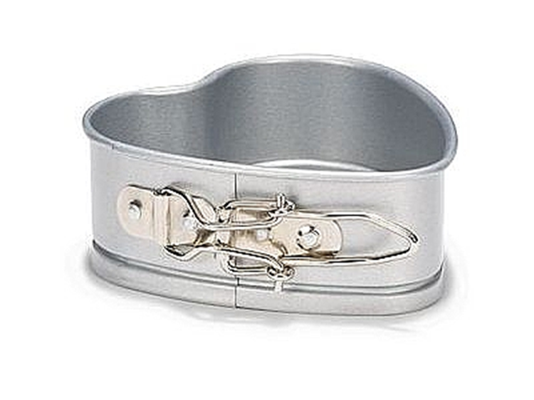 Patisse Silver-Top Mini springvorm hart - Ø12 cm