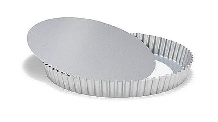 Patisse Silver-Top Quichevorm losse bodem - Ø28 cm