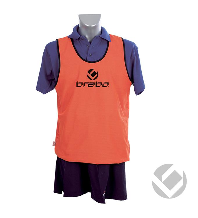 BC1000 Brabo Training Bib Orange