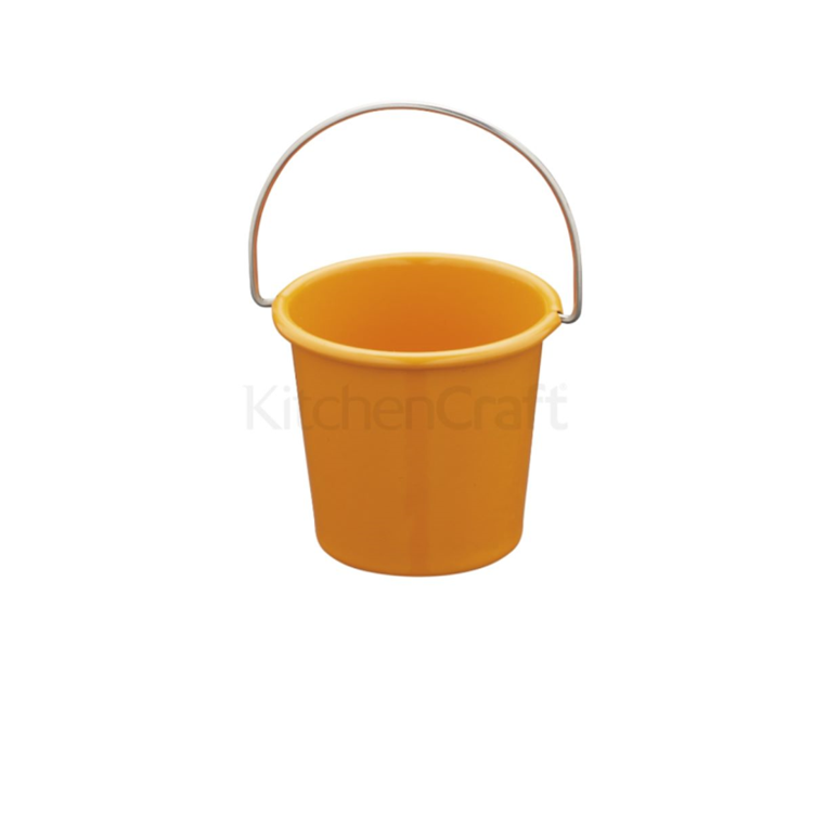 KitchenCraft Eiercup oranje