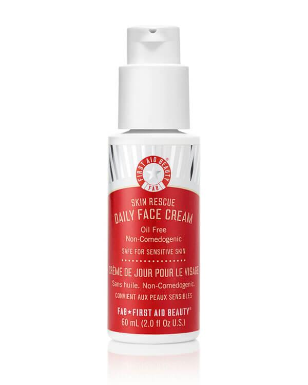 First Aid Beauty - Skin Rescue Daily Face Cream - 60 ml