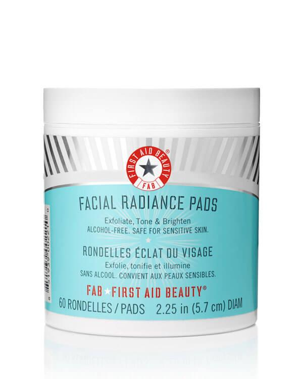 First Aid Beauty - Facial Radiance Pads - 60 st