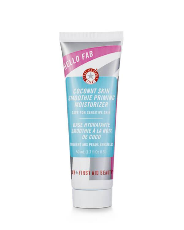 First Aid Beauty - Hello FAB Coconut Skin Smoothie Priming Moisturizer - 50 ml