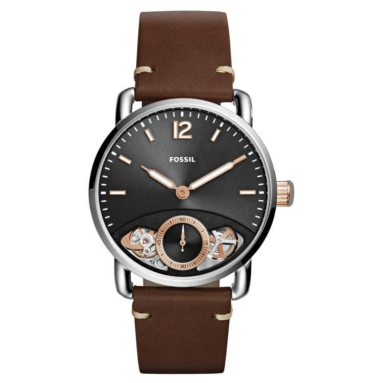 Fossil ME1165 The Commuter horloge