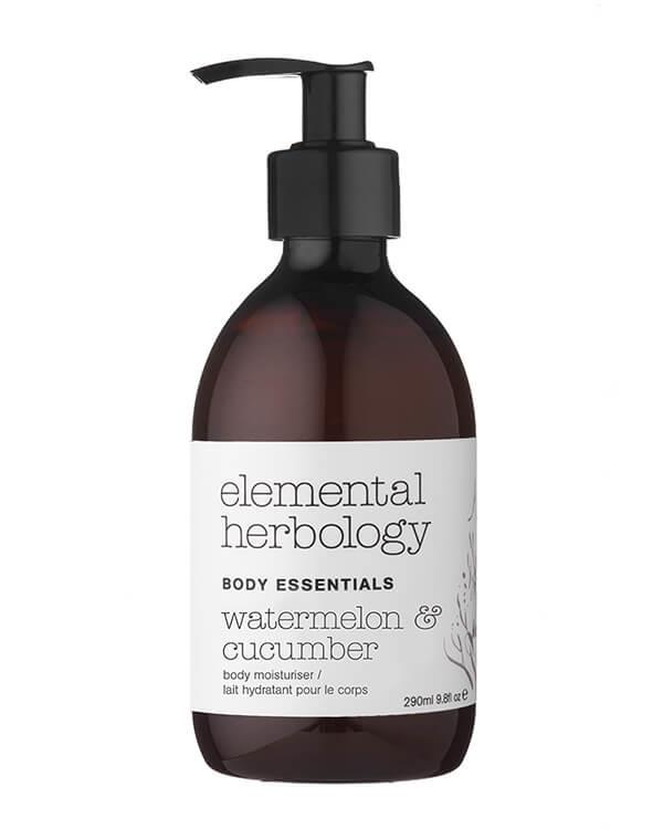 Elemental Herbology - Watermelon & Cucumber Body Moisturiser - 240 ml