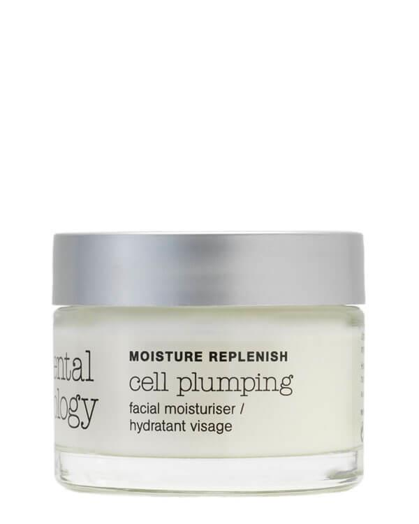 Elemental Herbology - Cell Plumping Facial Moisturiser SPF8 - 50 ml