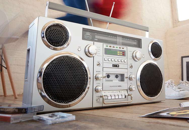 GPO Brooklyn Ghettoblaster