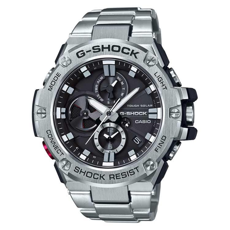 Casio G-Shock GST-B100D-1AER Bluetooth V4.1