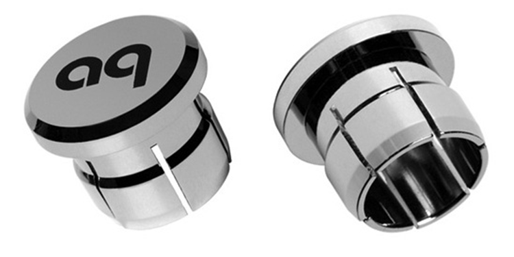 Audioquest Noise Stoppers caps. Per 10 stuks.