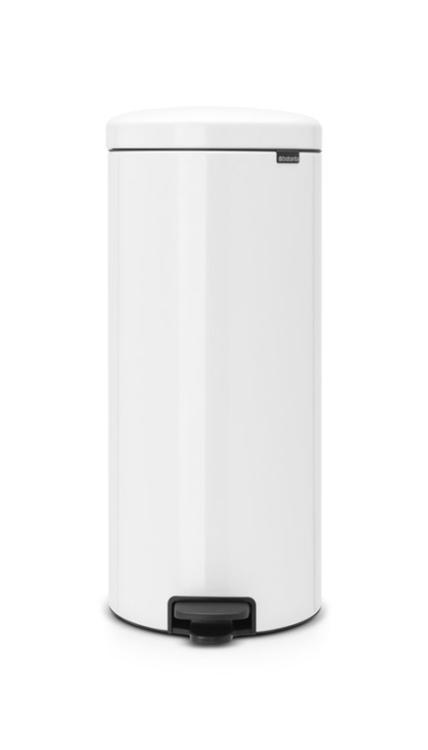 Brabantia newIcon Pedaalemmer 30 L - Wit