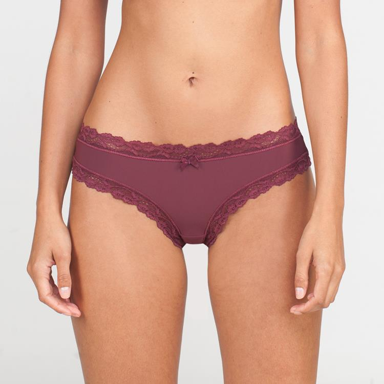 Chloe Cheeky Burgundy