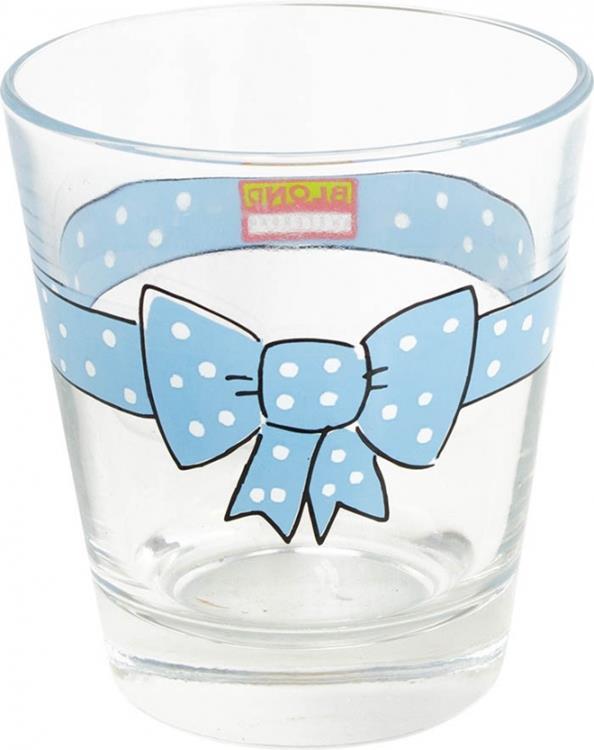 Blond Amsterdam Glas - blauw