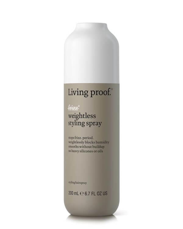 Living Proof - No Frizz Weightless Styling Spray - 200 ml