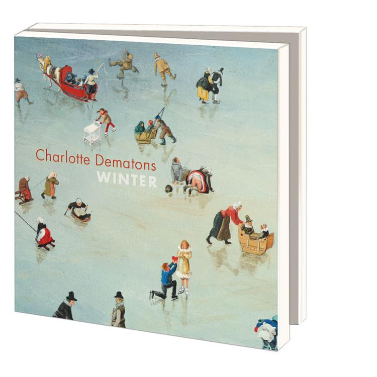 Charlotte Dematons, Winter kaarten
