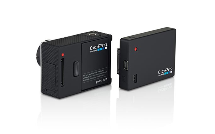 "Gopro Battery BacPac New ""standard housing doors"""