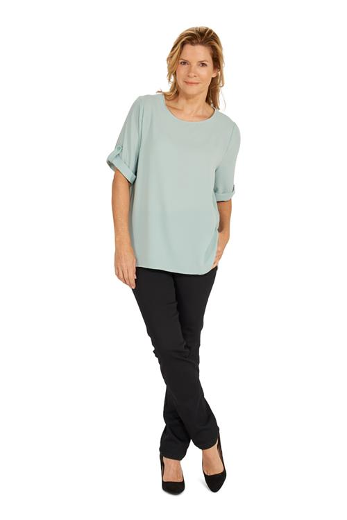 Blouse Transparant Mint