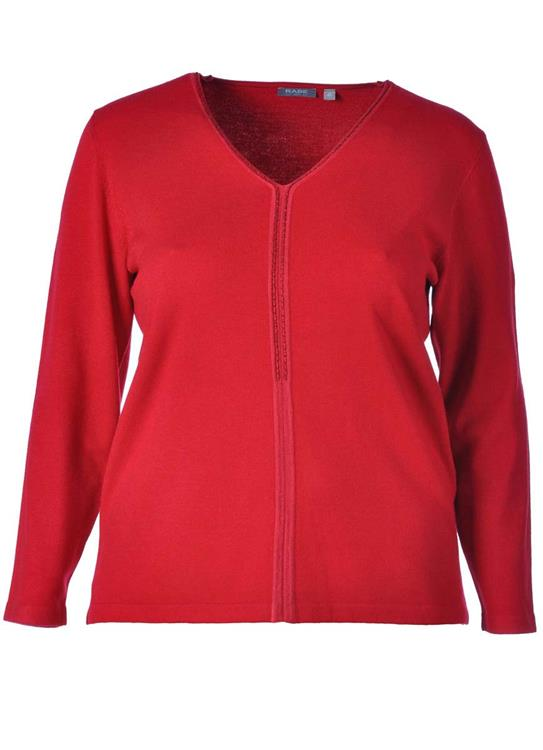 Rabe pullover 051400 Rood