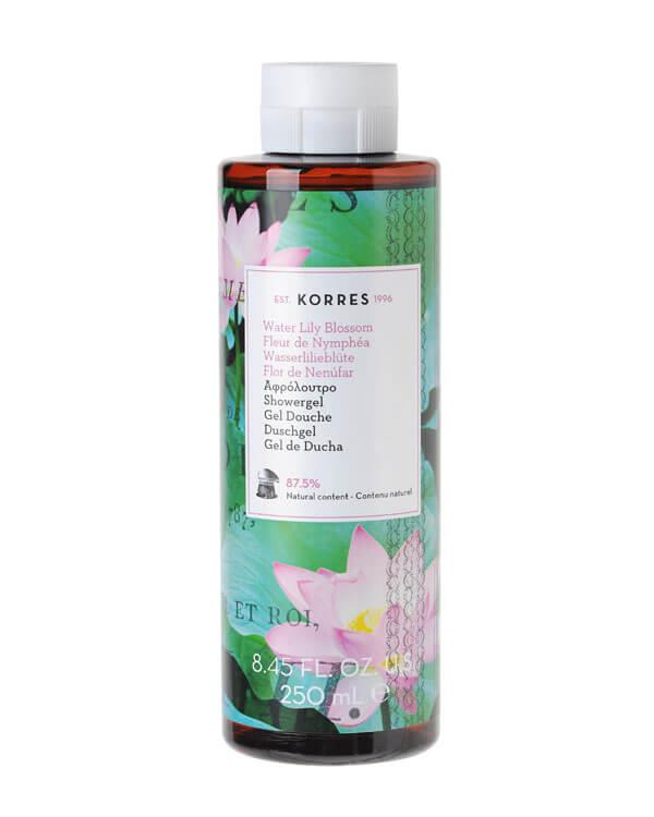 Korres - Water Lily Blossom Showergel - 250 ml
