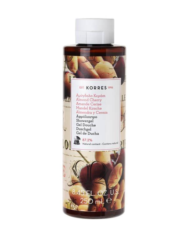 Korres - Almond Cherry Showergel - 250 ml