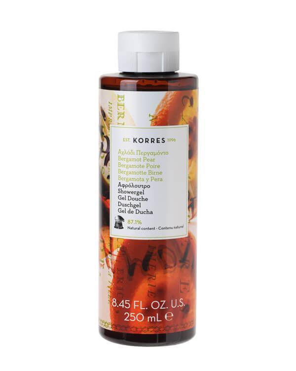 Korres - Bergamot Pear Showergel - 250 ml