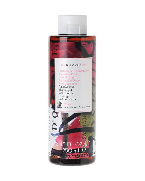 Korres - Japanese Rose Showergel - 250 ml