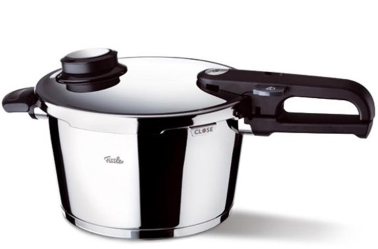 Fissler VitaVit Premium Snelkookpan met inzet - 6 liter