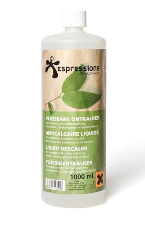 Espressions Vloeibare ontkalker - 1 liter