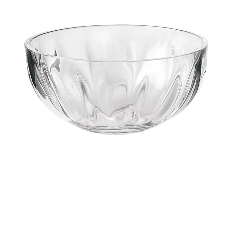 Guzzini Aqua schaal 24 cm - transparant