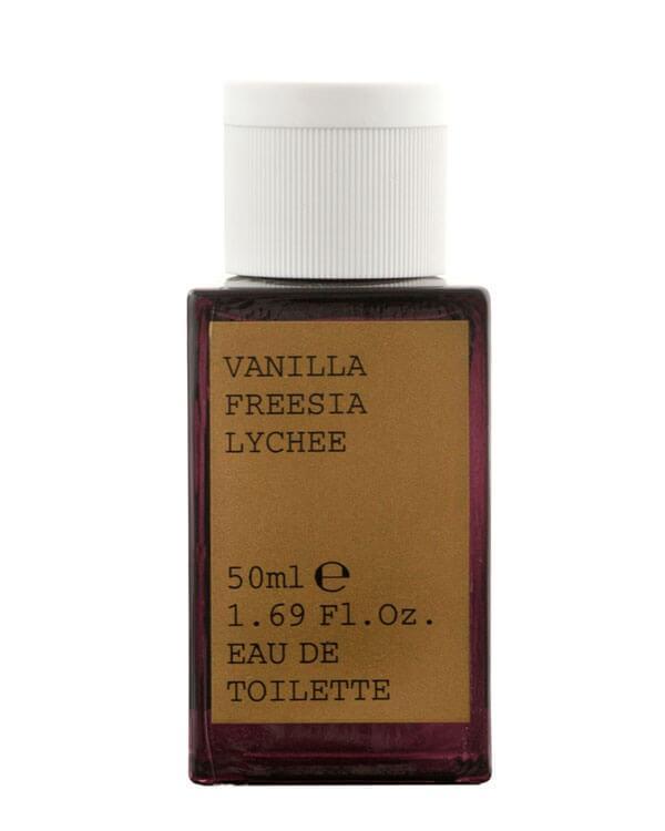 Korres - Vanilla, Freesia&Lychee Eau de Toilette - 50 ml