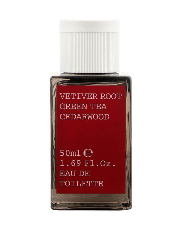 Korres - Vetiver Root, Green Tea&Cedarwood Eau de Toilette - 50 ml