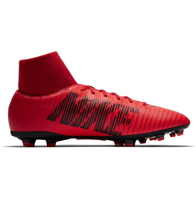 new style db5a3 23fbf Nike JR MERCURIAL VICTORY VI DF FG Voetbalschoenen