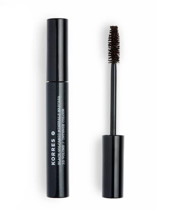 Black Volcanic Minerals Mascara 02 Brown - 9 ml