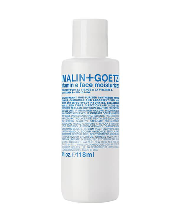 Malin+Goetz - Vitamin E Face Moisturizer - 118 ml