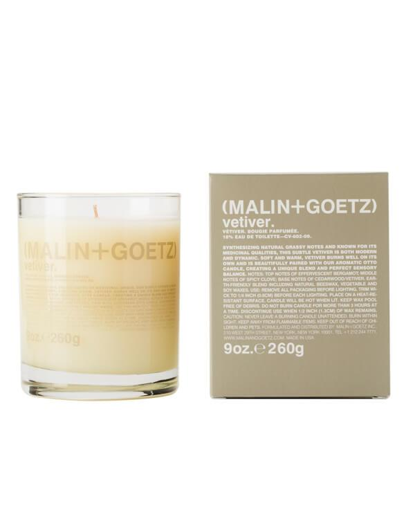 Malin+Goetz - Vetiver Candle - 260 gr