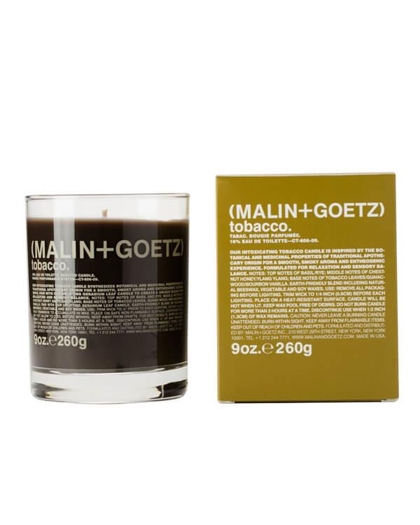 Tobacco Candle - 260 gr