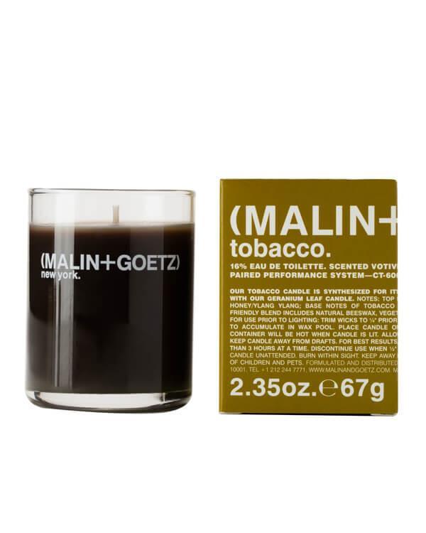Malin+Goetz - Tobacco Candle - 67 gr